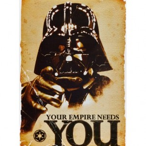 poster empire needs you